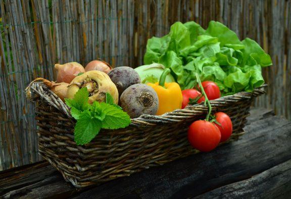 Paniers de Légumes (origine Auvergne)